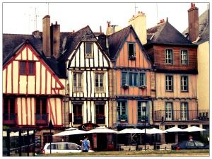 bâtisses bretonnes