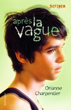 adolescent de profil