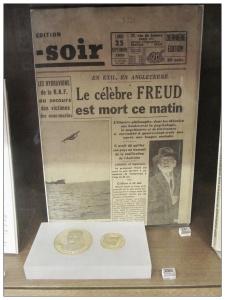 Le célèbre Dr Freud est mort ce matin