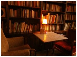 Café-restaurant Literatka