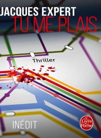 sang et plan de métro