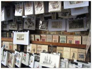 stand vieux livres