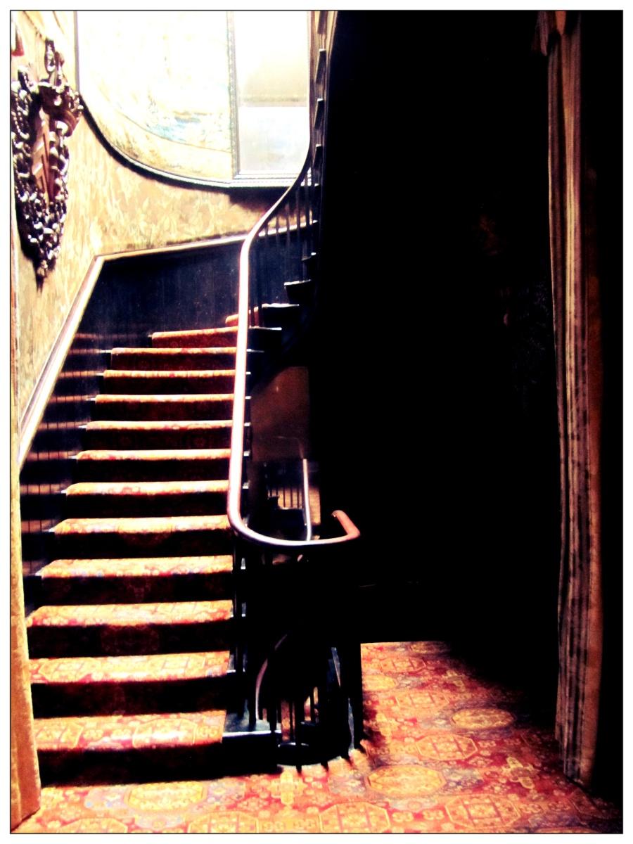 maison escalier de victor hugo